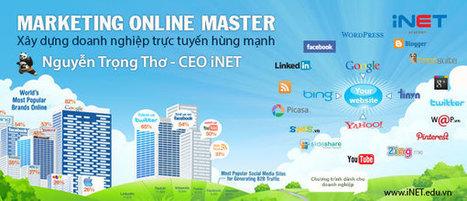 Bài học Marketing Online cho người mới bắt đầu   Khóa học seo - Hosting giá rẻ - Tên miền miễn phí tại iNET   Scoop.it