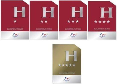 Atout France désormais seule en charge du classement hôtelier   Chambres d'hôtes et Hôtels indépendants   Scoop.it