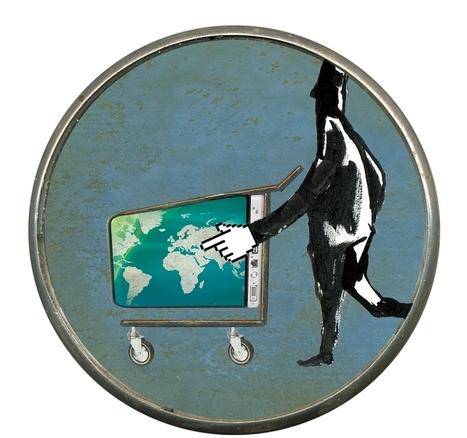 Point de vente digital et showrooming : le bras de fer est engagé ! | gautierfaviertest | Scoop.it