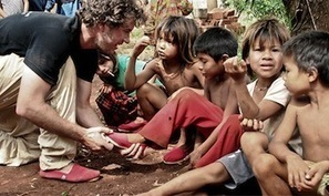 Does TOMS Shoes 'Buy One, Give One' Model Help the Needy ... | Fashion | Scoop.it