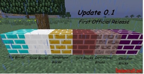 MoreBricks Mod 1.6.4 | Minecraft 1.7.4/1.7.2 | zafer | Scoop.it