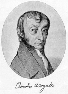 9 juillet 1856 mort d' Avogadro | Racines de l'Art | Scoop.it