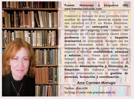 ..: RRHH Vs Candidato2.0 Juan Carlos Barceló entrevista a Ana Carmen Moruga #noquieroserportadaLS | Entrevistas candidatos 2.0 vs RRHH | Scoop.it