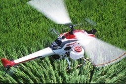 Drones Close In On Farms, The Next Step In Precision Agriculture | Agriculture | Scoop.it
