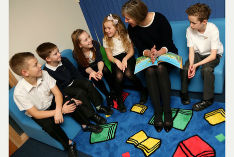New £15,000 school library will 'open doors  to learning' | Libraries in Demand | Scoop.it