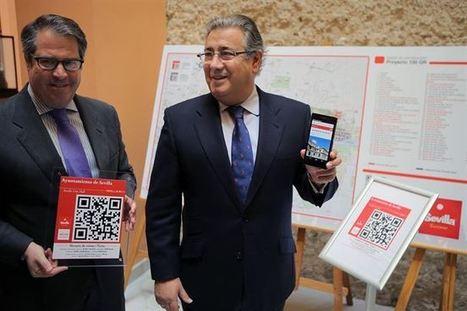 """Código """"QR"""" para los monumentos y edificios de Triana   Mobile Marketing Experiences   Scoop.it"""