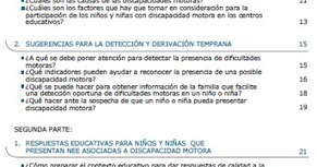 DOLORES NAVAS PÉREZ: Discapacidad motórica | FOTOTECA INFANTIL | Scoop.it