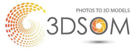 Photogrammétrie : 3DSOM Pro passe en version 4 - Actualité sur 3DVF.com. | Numeric Sapiens | Scoop.it