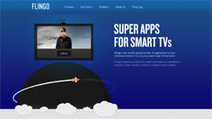 » Flingo dives into social TV with synchronized TV apps | Social TV is everywhere | Scoop.it