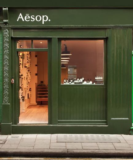 london: one more aesop store opening | Retail Design Review | Scoop.it