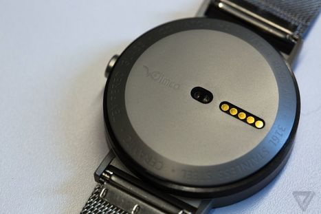 This smartwatch puts Alexa on your wrist | Innovation at the Crossroads of Tech and Human Action | Scoop.it