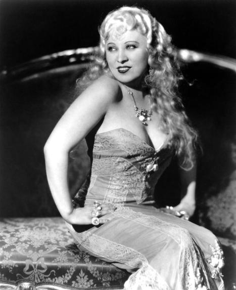 Mae West chez les Caphys | The Blog's Revue by OlivierSC | Scoop.it