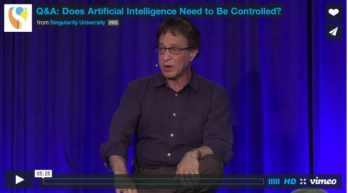 Ray Kurzweil's Mind-Boggling Predictions for the Next 25 Years | Megatrends | Scoop.it