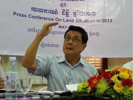 'Burst' of Land Disputes Sees Dozens of Cambodians Charged: Rights Group | South-East Asia Today | Scoop.it
