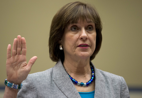 IRS head Lois Lerner, who invoked 5th Amendment, may be compelled to testify | Freedom and Politics | Scoop.it
