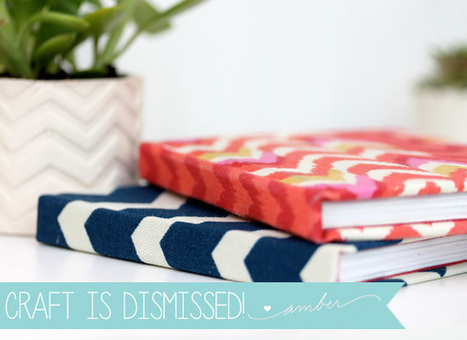 Bookbinding University: Make Your Own Bookcloth - damask love   Crafty Hue   Scoop.it