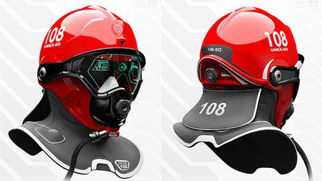 C-Thru, un casco de realidad aumentada para bomberos | TIC, TAC , Educación | Scoop.it