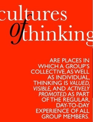 Cultures of Thinking REsources | Engagement Based Teaching and Learning | Scoop.it