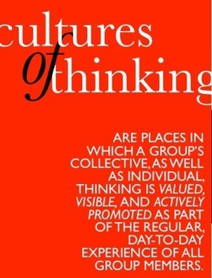 Cultures of Thinking:  Six Principles | UCT PCU Extras | Scoop.it