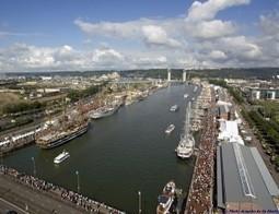 Armada 2013 : le pont Flaubert se lève deux soirs de suite | Actualités de Rouen et de sa région | Scoop.it