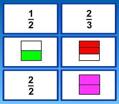 Identificação de frações - nível 1   Matemática n@ Escola   Scoop.it
