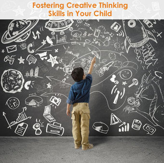Online and Offline Ways to Foster Creative Thinking Skills in Your ... | Creativity | Scoop.it