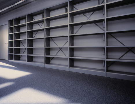 Are Bookless Libraries A Good Thing? | Changing library land | Scoop.it