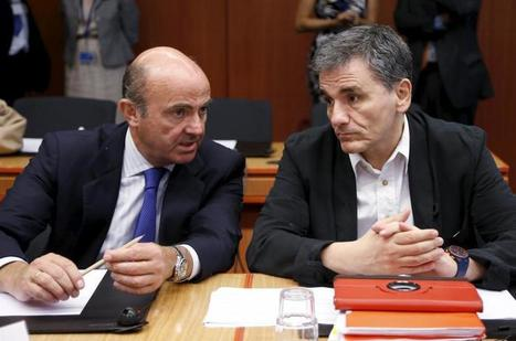 Euro ministers give blessing to Greek bailout, wooing IMF on debt   IB BIZ MKIS   Scoop.it