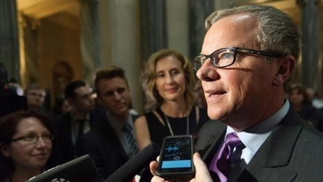 Brad Wall doesn't want to talk about pipeline safety after Husky spills oil in river | The Peoples News | Scoop.it