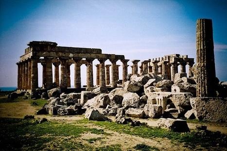 The Greek Temple of Hera-Selinunte, Sicily | Visit Sicily | Scoop.it
