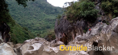 Seeing Rivendell While Biking in Daraitan | Philippine Travel | Scoop.it