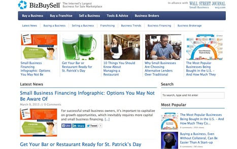 BizBuySell Blog | Showcase of custom topics | Scoop.it