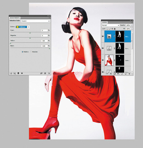 How to retouch photos: pro techniques in 10 easy steps   Digital Camera World   AB Design Fotos   Scoop.it
