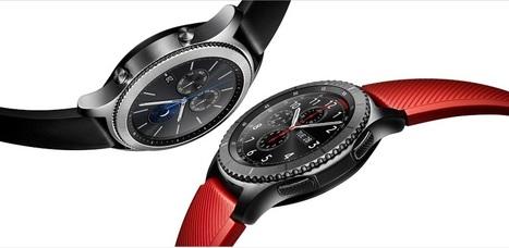 Samsung Gear S3 vs Gear S2 : quelles sont les nouveautés ? | Matériel informatique : nouveautés, produits originaux, nouvelles idées... | Scoop.it