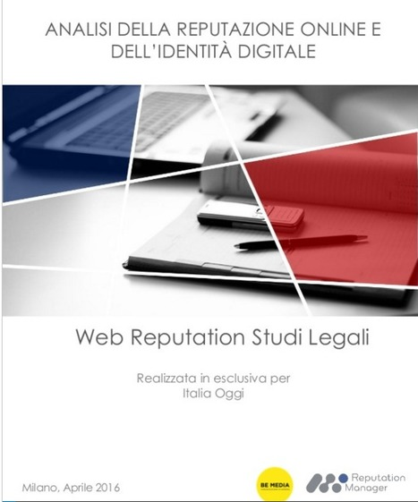 La web reputation degli studi legali in Italia | marketing personale | Scoop.it