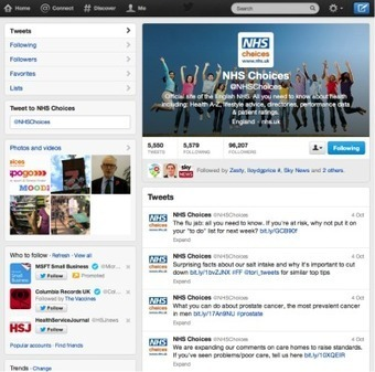 How is Social Media Revolutionising Healthcare? | The Future of Healthcare | Scoop.it