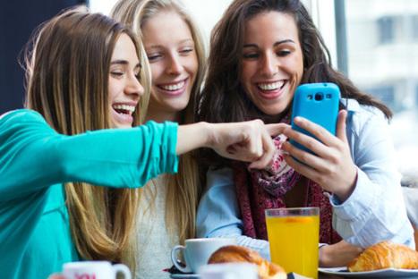 ¿Las redes sociales están aislando a los más jóvenes? | rrss | Scoop.it