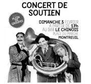 Concert de soutien au Méliès, dimanche 3 février de 17 h à 23 h au Chinois | Parisian'East, la communauté urbaine des amoureux de l'Est Parisien. | Scoop.it