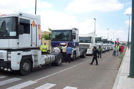 Tasas europeas en transporte por carretera aumentan un 6% los ... - LogiNews | TimeOnDriver | Scoop.it