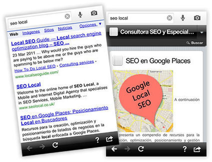 SEO para Moviles: Posicionamiento en Buscadores para tu Web Movil | SEO WEB - REDES SOCIALES - MARKETING - DISEÑO WEB - ANALITICA | Scoop.it
