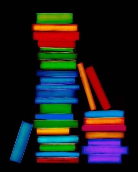 Les livres multicolores de Penelope Davis | Les livres - actualités et critiques | Scoop.it