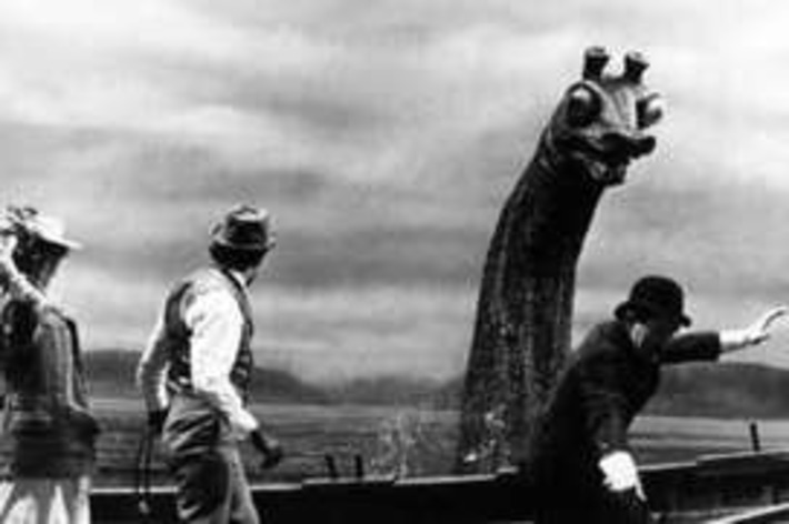 Loch Ness Monster Found! - Well... The film prop one! BBC News | Scuba Diving News | Scoop.it