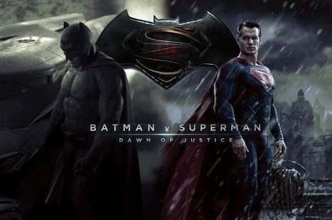 Batman v Superman: L'Aube de la Justice (Bande-Annonce VOSTF)   Actualités   Scoop.it