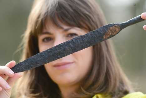 Bones of Iron Age warriors may reveal link between Yorkshire's 'spear-people' and the ancient Gauls | Vloasis sci-tech | Scoop.it