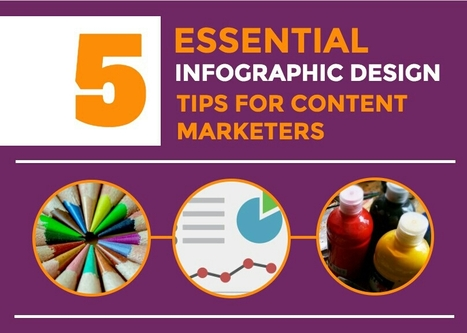 Are Infographics Part of Your Online Strategy? 5 Design Tips for Success | E-Learning | Scoop.it