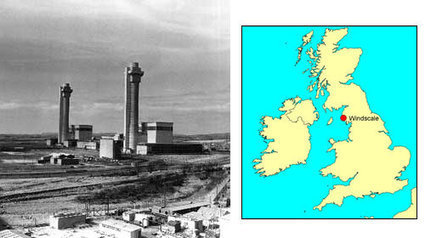 Radioactivite : Windscale Accident | Nuclear plant disasters | Scoop.it