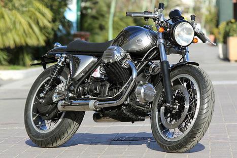 Guzzi 1000 by Officine RossoPuro | Vintage Motorbikes | Scoop.it