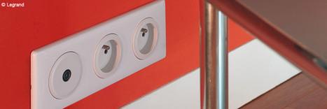 L'équipement minimal en prises de courant dans l'habitat | Immobilier | Scoop.it