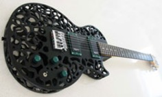 How 3D printing is revolutionising guitar-making - The Guardian (blog) | Machinimania | Scoop.it