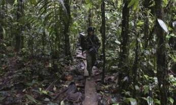 Ejército colombiano halla refinerías artesanales de crudo que atribuye a las FARC | Un poco del mundo para Colombia | Scoop.it